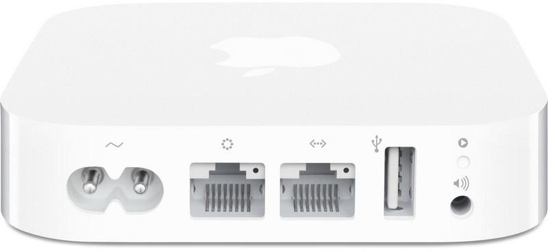 Apple AirPort Express Basisstation (voorjaar 2012)