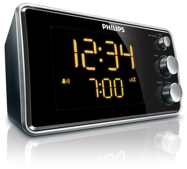 Philips AJ3551 Klokradio Met Digitale Tuner