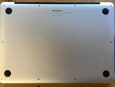 SSD MacBookPro12,1 top short Sintech adapter