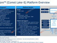 Intel Comet Lake-S XFastest