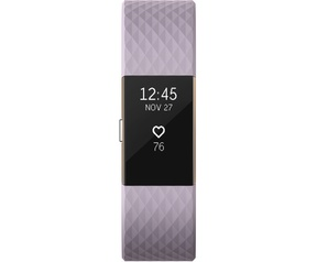 Fitbit Charge 2 - Lavender/Rose Gold (S)