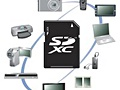 sdxc logo, zwart