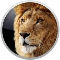 Apple Mac OS X 10.7 'Lion' logo (über)