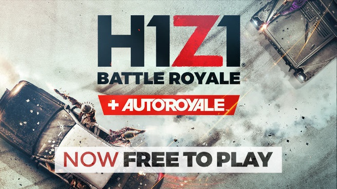 H1Z1 free to play