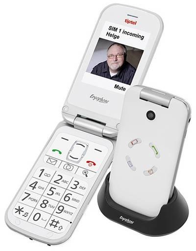 Tiptel ERGOPHONE 6121