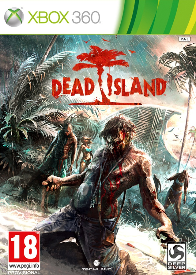 Packshot voor Dead Island