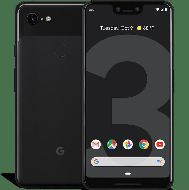Google Pixel 3 XL 128GB Zwart
