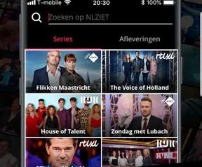 NLziet Android TV