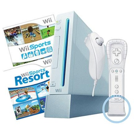 Nintendo Wii, Sports Resort + MotionPlus