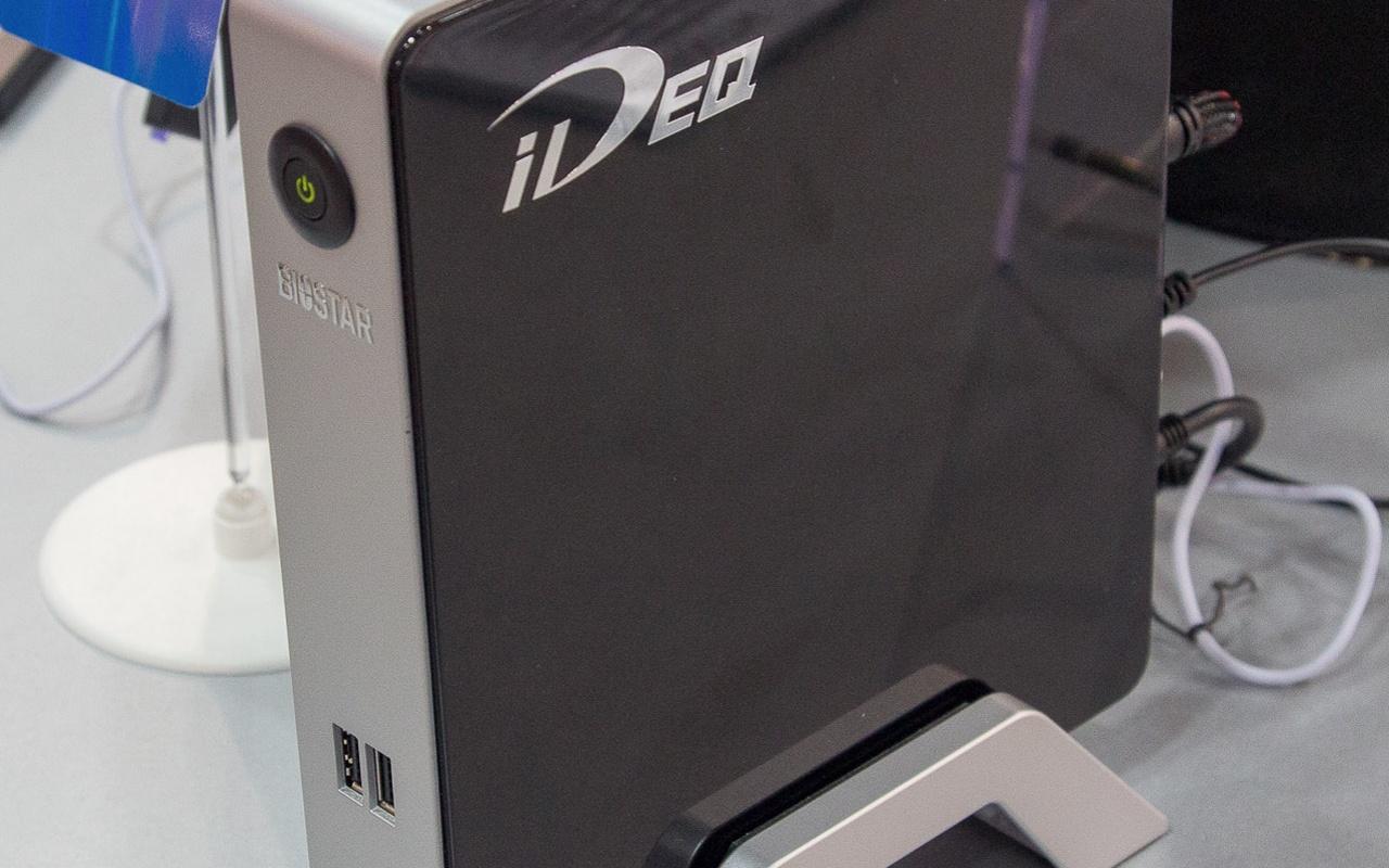 Biostar iDEQ-T1