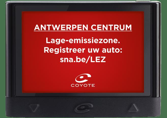 Coyote Antwerpen