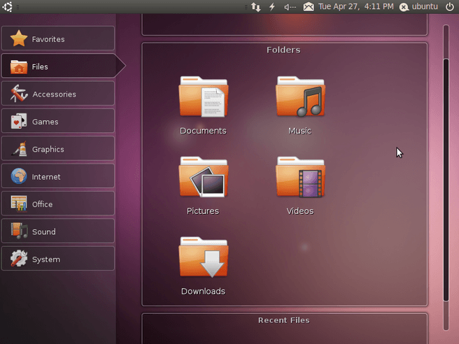 Ubuntu Netbook Edtion 10.04