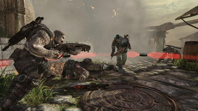 Gears of War 3 - Multiplayer