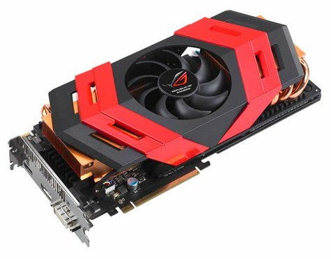 Asus Ares 2 met twee Radeon HD 7870-gpu's