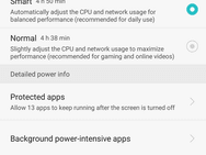 Huawei P8 screenshots