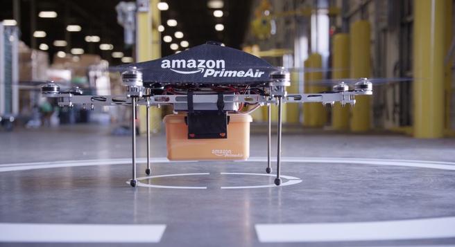 Amazon Prime Air-drone