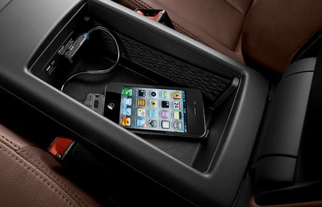 Phone Box zonder Qi van Audi