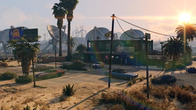 Grand Theft Auto V - Premium Online Edition, PS4