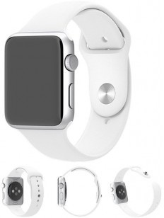 Sportbandje voor Apple Watch (42mm) - White