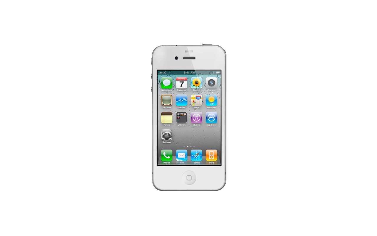 Apple iPhone 4 32GB Wit