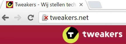 Tweakers kruisje