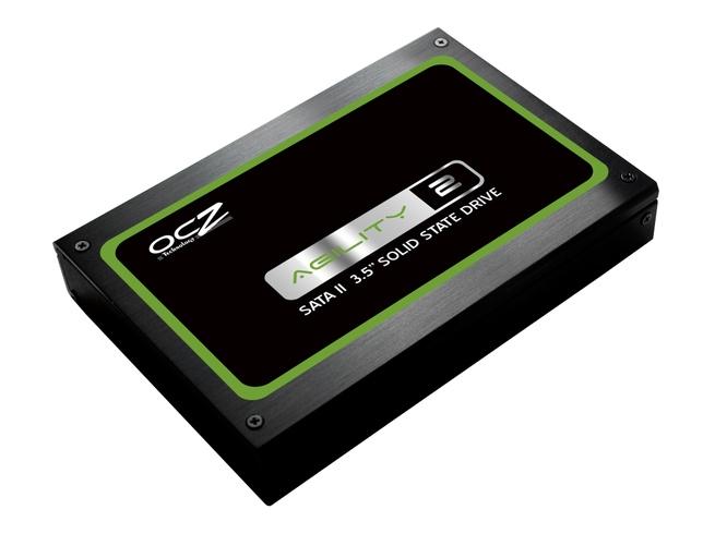 "OCZ Agility 2 SATA II 3.5"" SSD 90GB"