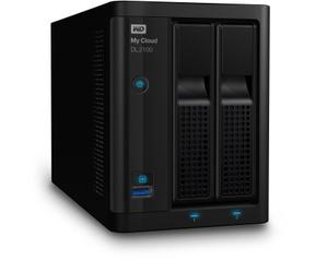 WD My Cloud DL2100, 4TB