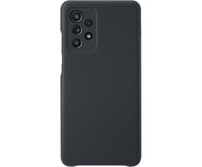 Samsung Galaxy A52 S-View Wallet Case Origineel EF-EA525PB - Zwart  Zwart