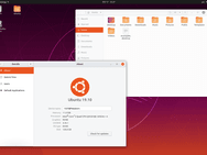 Ubuntu 19.10 light mode