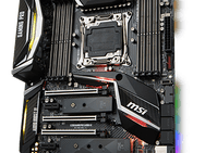 MSI X299 Gaming M7 ACK, Gaming Pro Carbon AC en Tomahawk