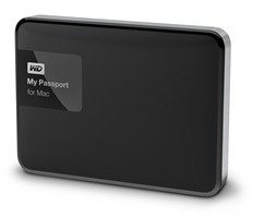 WD My Passport Mac 1TB