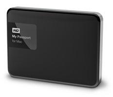 WD My Passport Mac 1TB