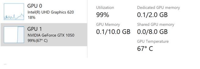 Windows 10 gpu temperatuur
