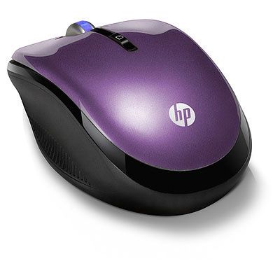 HP 2.4GHz Wireless Optical Mobile Mouse (LY785AA)
