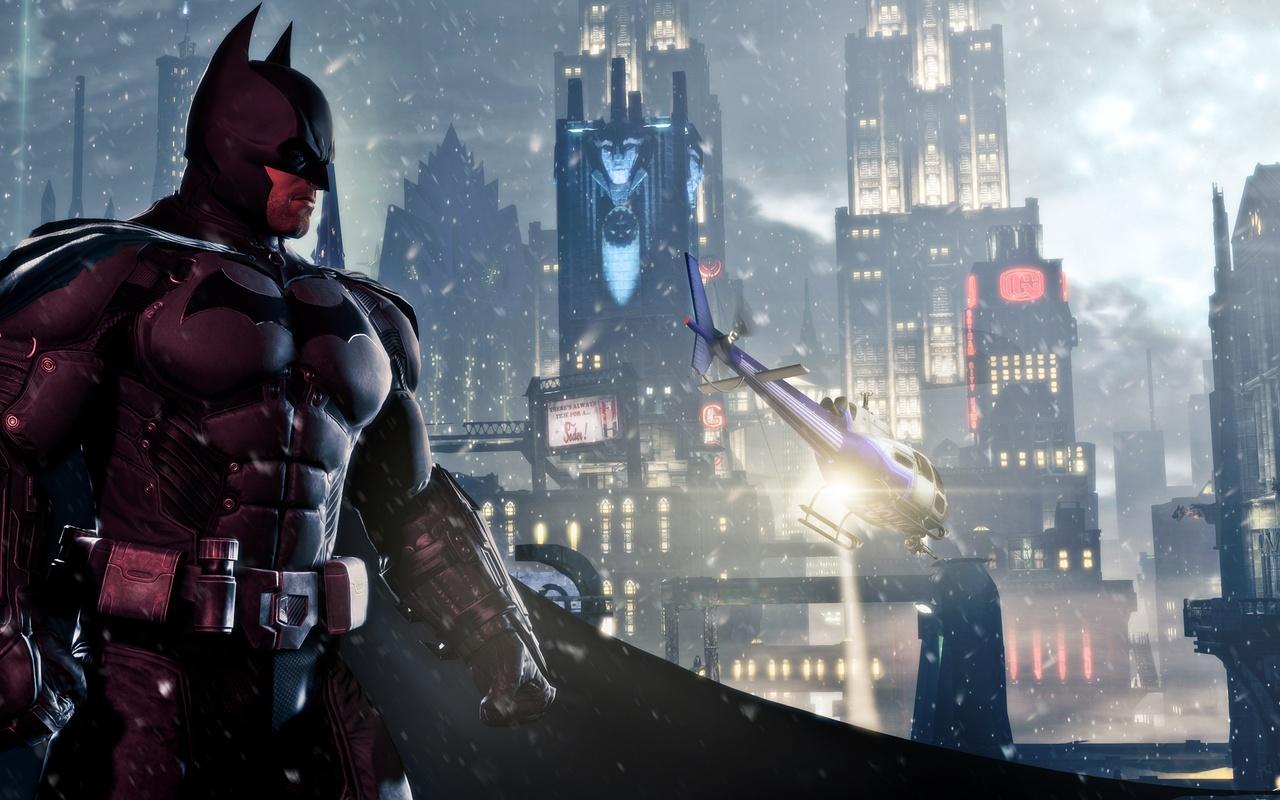 E3: Batman: Arkham Origins