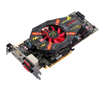 XFX HD 5830 1GB GDDR5 PCI-E