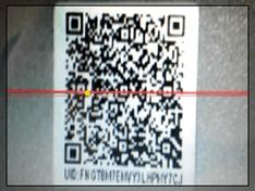 Ebode app QR code scannen