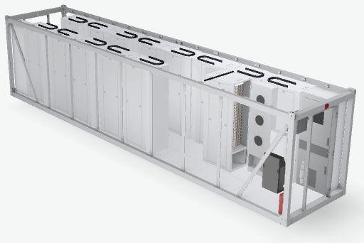 Cisco Containerized Data Center