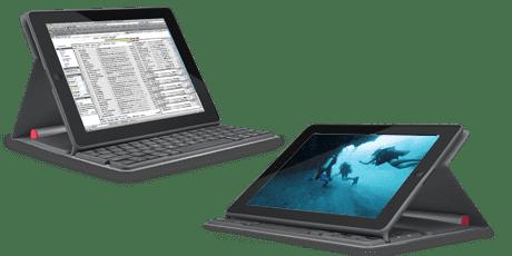 Logitech Solar Keyboard Folio 2