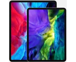 """Apple iPad Pro 2020 11"""" Wi-Fi 128GB Grijs"""