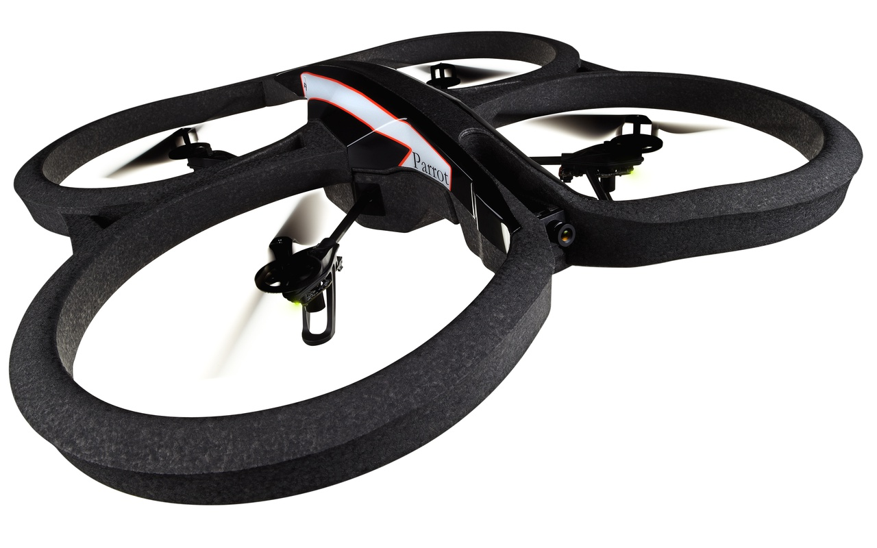 parrot toont ar drone 2 0 op ces beeld en geluid nieuws tweakers. Black Bedroom Furniture Sets. Home Design Ideas