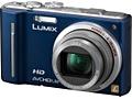 Panasonic Lumix DMC-TZ10 Blauw