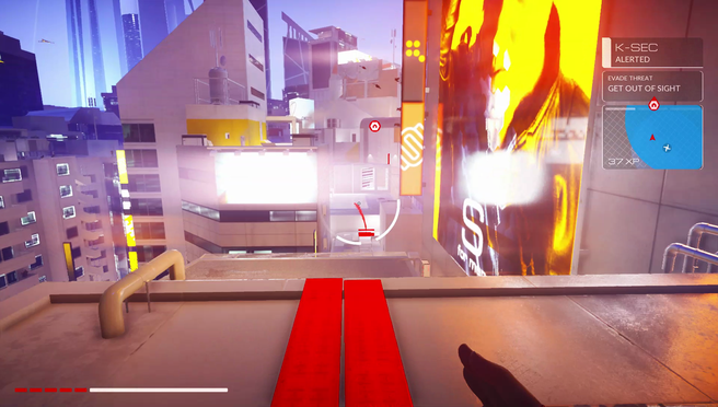 Review Mirror's Edge Catalyst