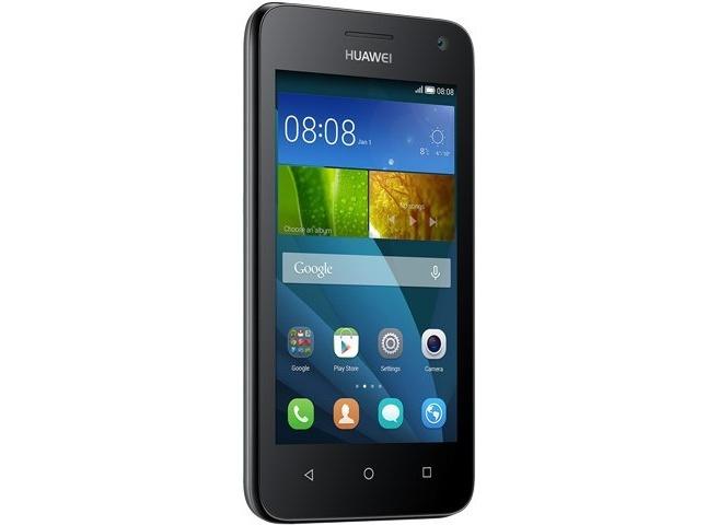 Huawei Prepaidpack Huawei Y3 black (-prepaid)