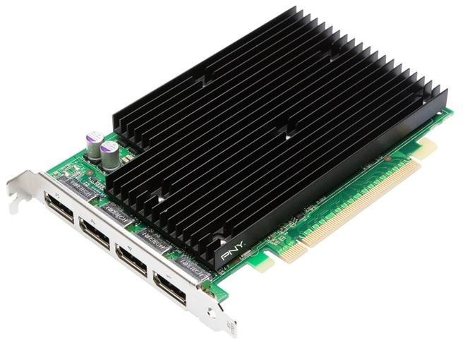 PNY NVIDIA Quadro NVS 450 PCIE x16