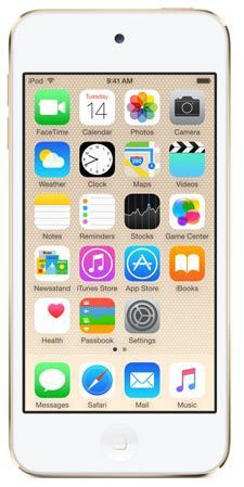 Apple iPod Touch V6 128GB Goud