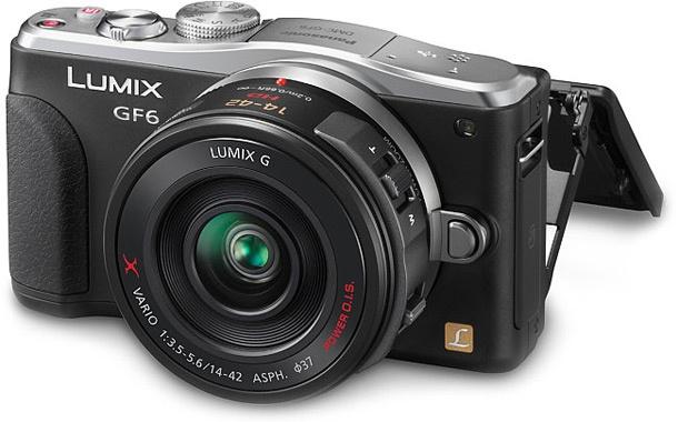 Panasonic Lumix GF6 610px