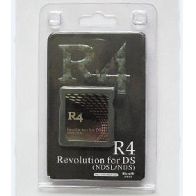 R4-flashkaart voor Nintendo DS