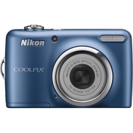 Nikon coolpix l23 usb