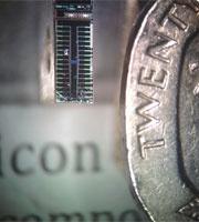 Silicium quantumchip